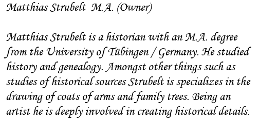 Matthias Strubelt  M.A. (Owner)  